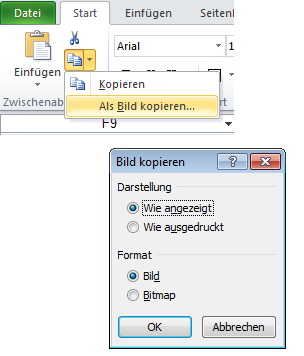 Dynamische Bilderanzeige - Excel-Inside Solutions