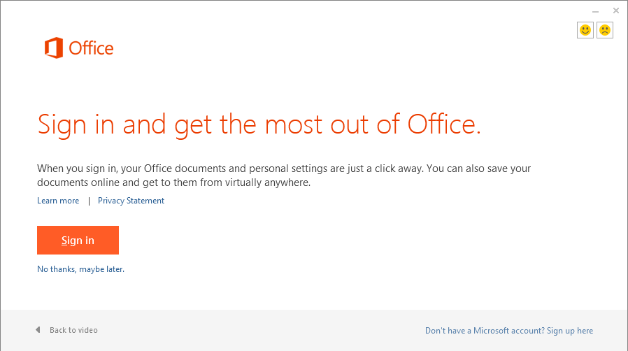 Die ersten Screenshots von der Installation von Office 2013